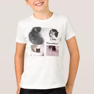 I like Hamsters!!! Shirts