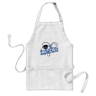i like haters standard apron