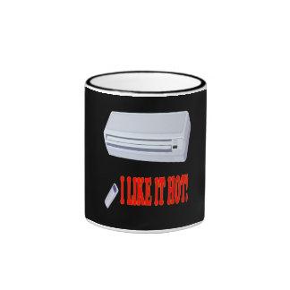 I Like It Hot Coffee Mugs
