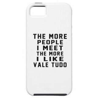 I like More Vale Tudo iPhone 5 Cases
