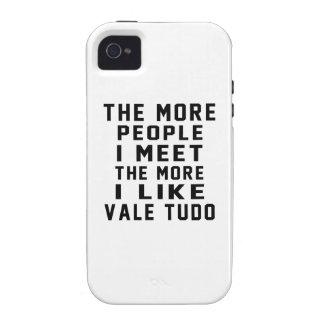 I like More Vale Tudo iPhone 4/4S Covers