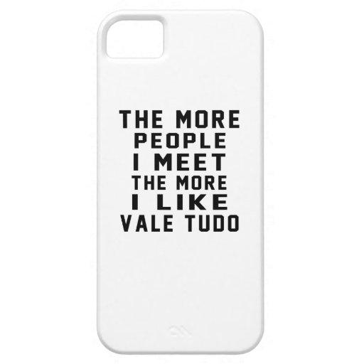 I like More Vale Tudo iPhone 5 Case