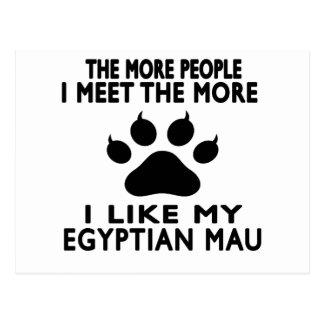 I like my Egyptian Mau. Post Cards