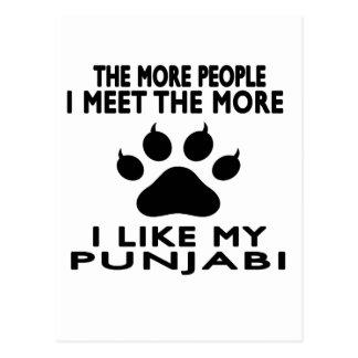 I like my Punjabi. Postcards