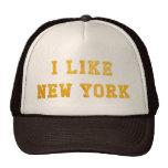 I Like New York Lo-Fi Trucker Hat