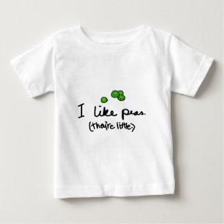 I Like Peas T Shirt