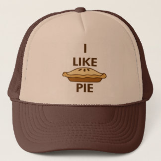 I Like Pie Trucker Hat
