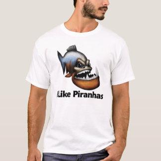 I Like Piranhas T-Shirt