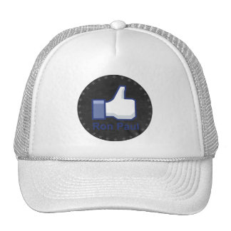 I LIKE RON PAUL CAP