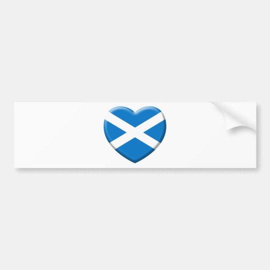 I like Scotland Bumper Sticker