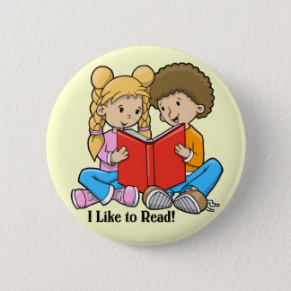 I Like to Read button
