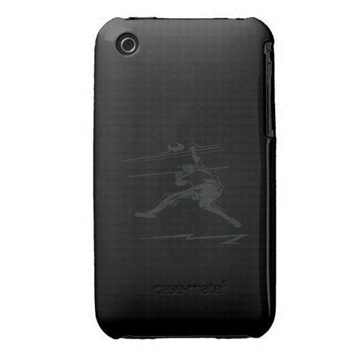 I Like To Spike iPhone 3 Case-Mate Case