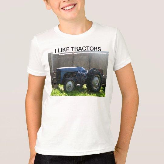 I LIKE TRACTORS T-Shirt