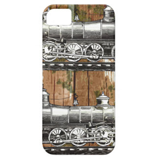 I Like Trains Barely There iPhone 5 Case