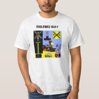 I Like Trains & Railroad Scenery T Shirts
