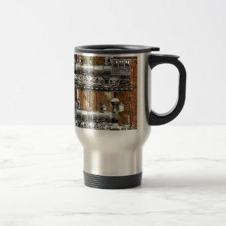 I Like Trains Stainless Steel Travel Mug