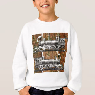 I Like Trains Sweatshirt