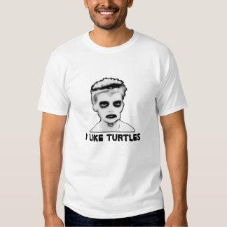 I LIKE TURTLES SHIRTS