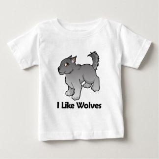 I Like Wolves T-shirt