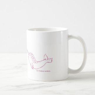 """""""I Like You"""" Narwhal Coffee Mug"""