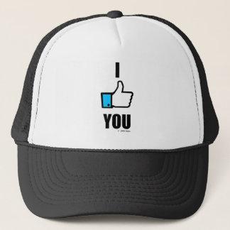 I Like You Trucker Hat