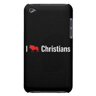 I Lion Christians iPod Case-Mate Cases