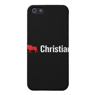 I Lion Christians Cover For iPhone 5