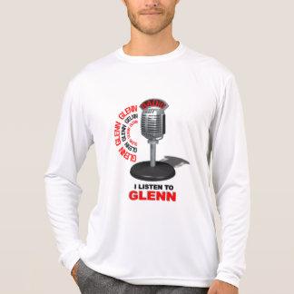 I Listen to Glenn Beck Tshirts