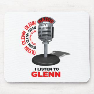 I Listen to Glenn Mouse Pad