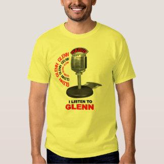 I Listen to Glenn Shirts