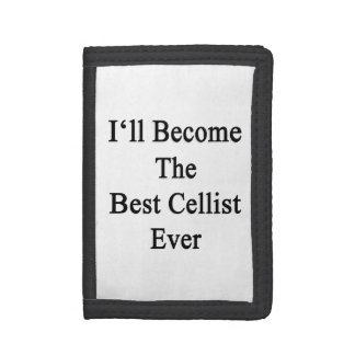 I ll Become The Best Cellist Ever Wallet