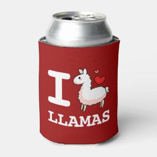 I Llama Llamas Can Cooler