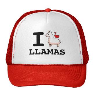 I Llama Llamas Cap