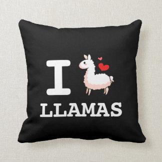 I Llama Llamas Cushion