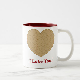 I Lobe You Mug