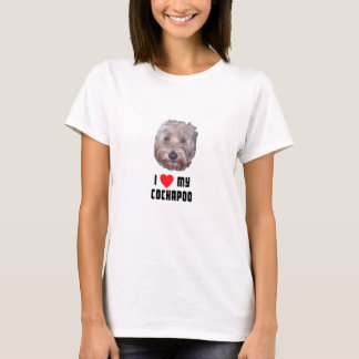 I Loce My Cockapoo T-Shirt