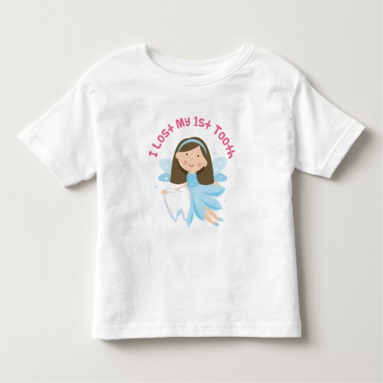 I Lost My First Tooth Toddler T-Shirt