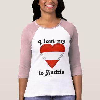 I lost my heart in Austria T-Shirt