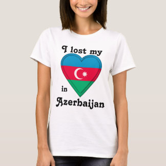 I lost my heart in Azerbaijan T-Shirt