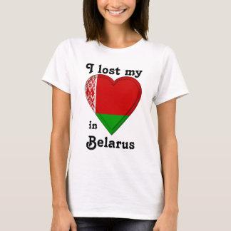 I lost my heart in Belarus T-Shirt