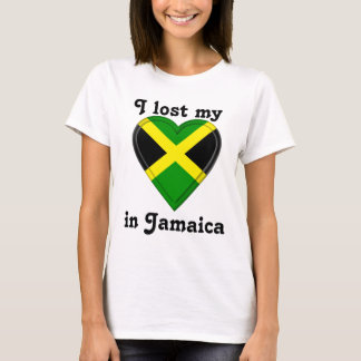 I lost my heart in Jamaica T-Shirt