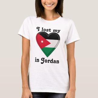 I lost my heart in Jordan T-Shirt