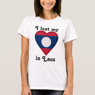 I lost my heart in Laos T-Shirt