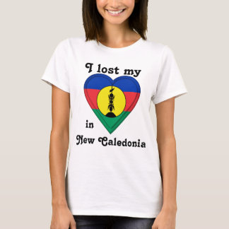 I lost my heart in New  Caledonia T-Shirt