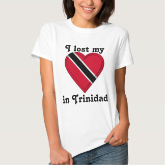 I lost my heart in Trinidad T-shirt
