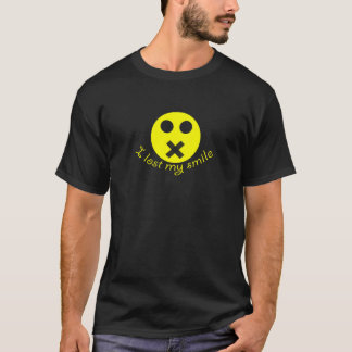 I lost my smile T-Shirt