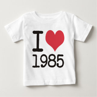 I Love 1985 T-Shirts Products & Designs!