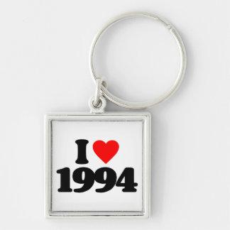 I LOVE 1994 KEY CHAINS