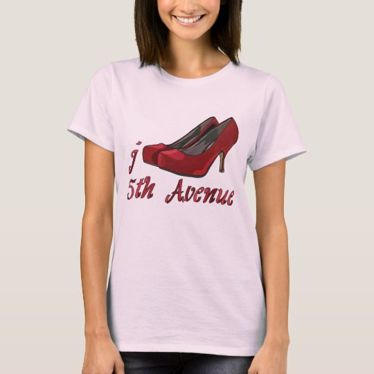 I LOVE 5TH AVENUE T-shirt