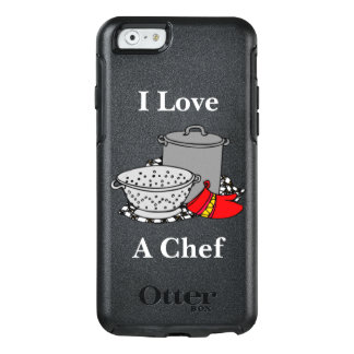 I Love A Chef OtterBox iPhone 6/6s Case